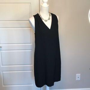 Chic Black Dress - Banana Republic